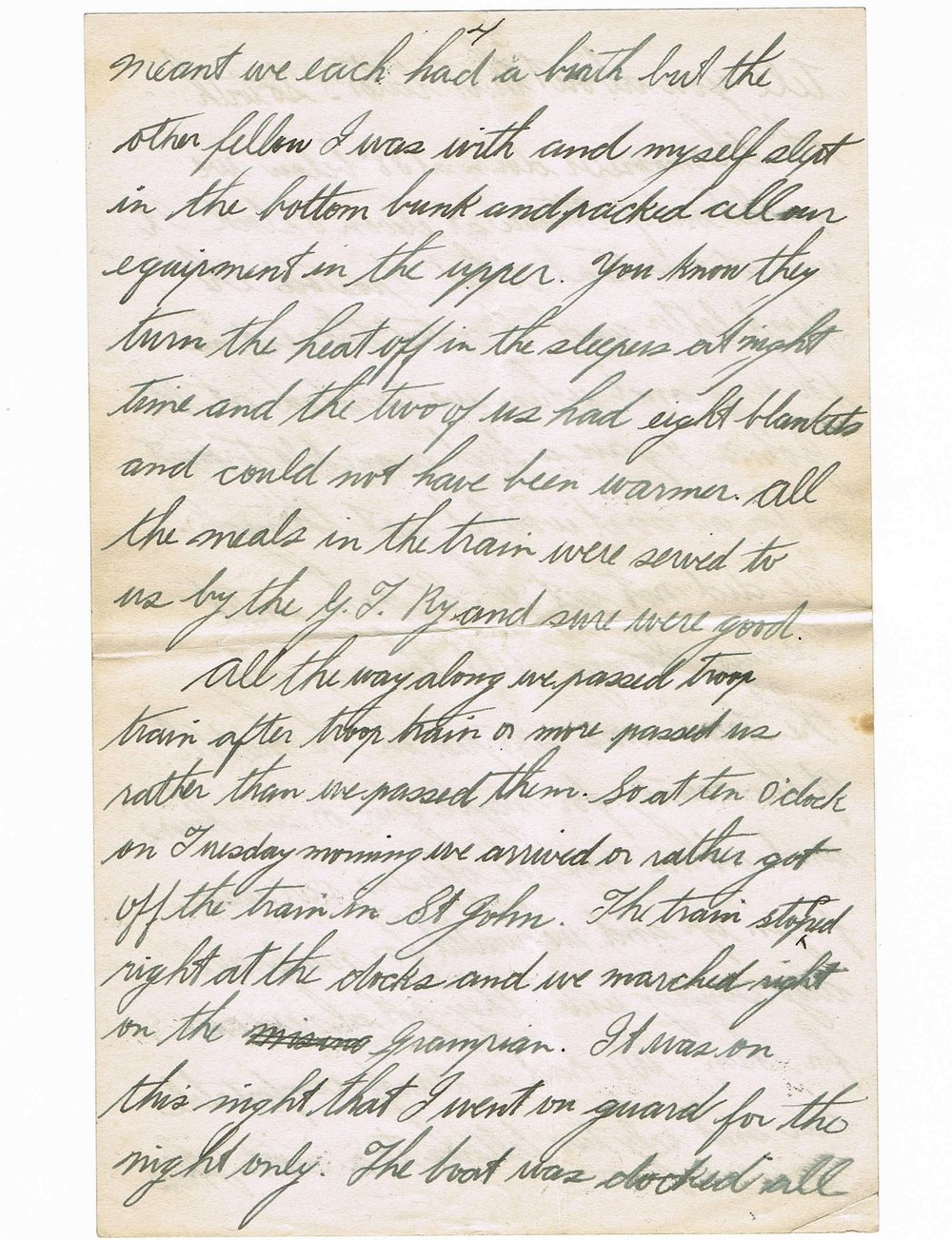 Basil Vale January 2, 1918 letter - page 4.jpg