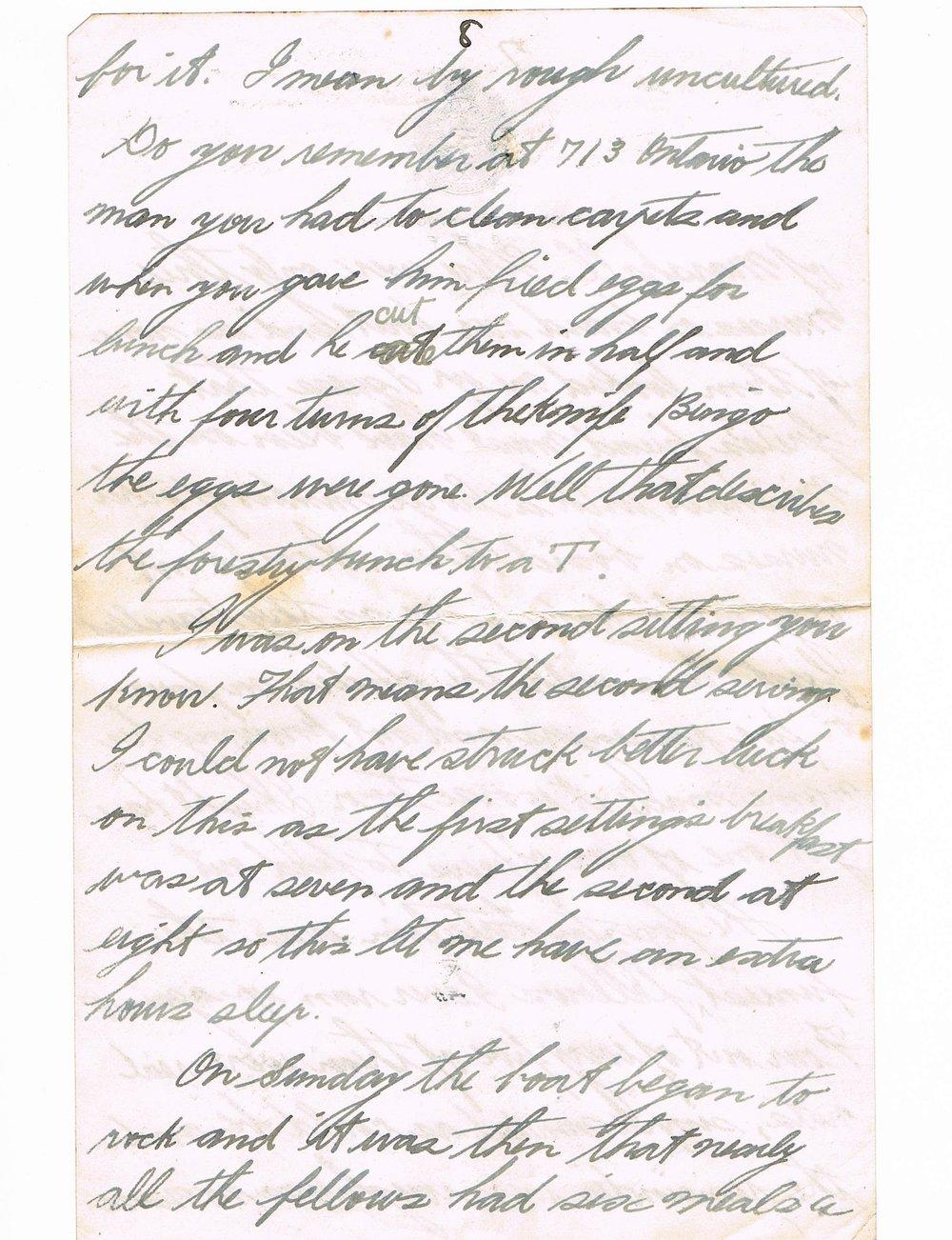 Basil Vale January 2, 1918 letter - page 8.jpg