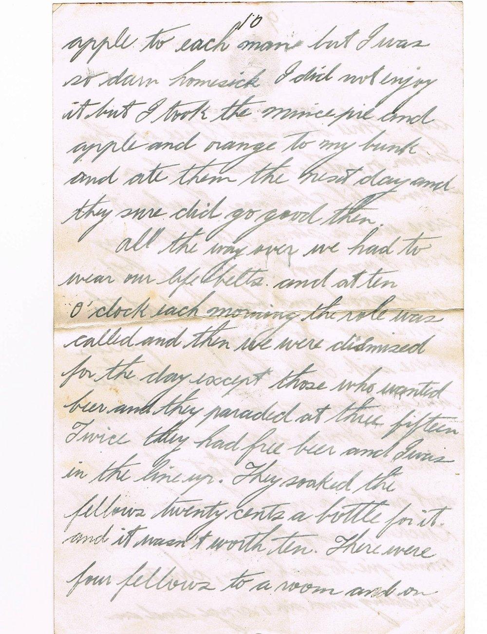 Basil Vale January 2, 1918 letter - page 10.jpg