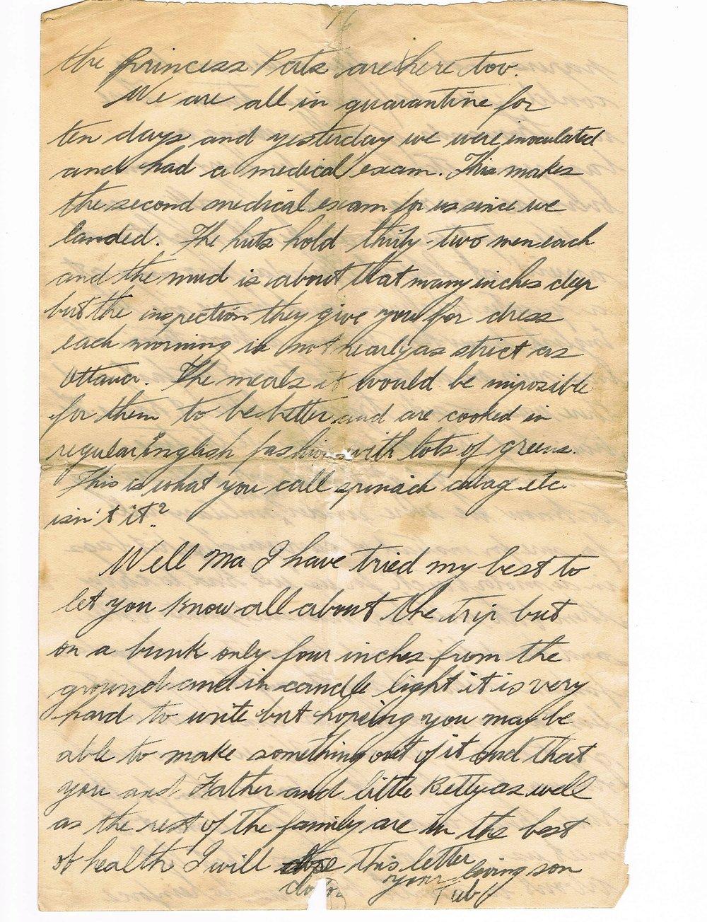 Basil Vale January 2, 1918 letter - page 16.jpg