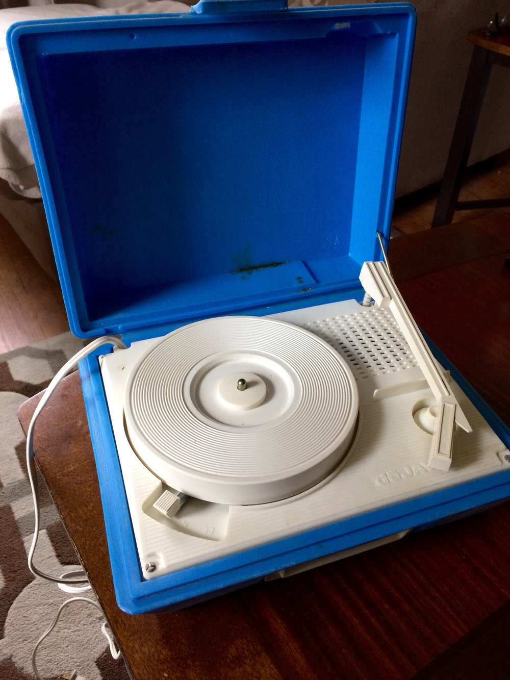 Kid's Record Player
