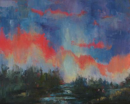 Landscape #48<br>16x20