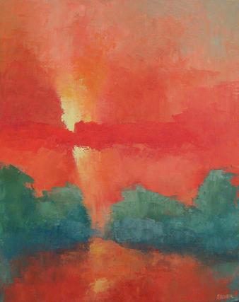 Copy of Landscape #115<br>16x20