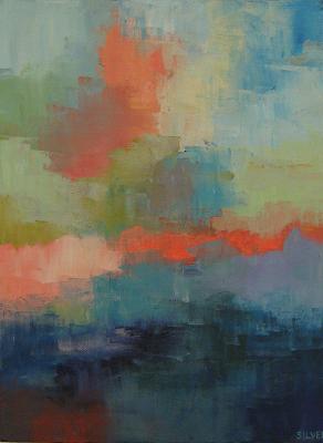 Landscape #120<br>12x16