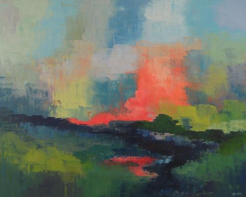 Copy of Landscape #121<br>24x30