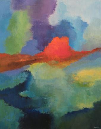 Copy of Landscape #128<br>24x30