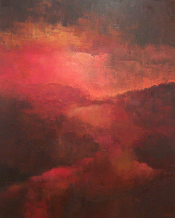 Landscape #134<br>24x30