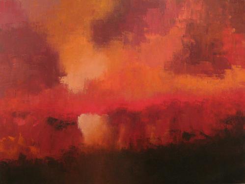 Landscape #136<br>30x40