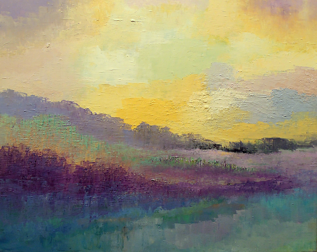 Landscape #149<br>24x30