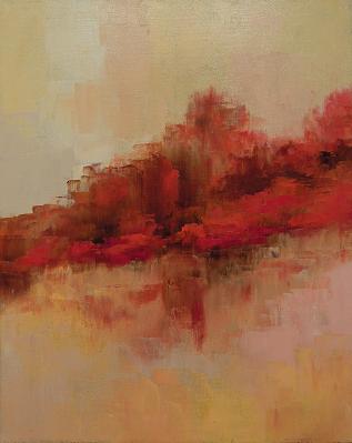 Landscape #160<br>16x20
