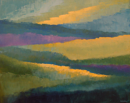 Landscape #153<br>16x20