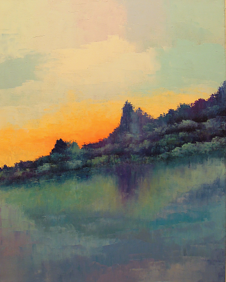 Landscape #163<br>24x30
