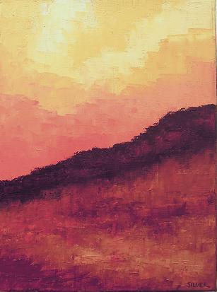 Landscape #183<br>9x12