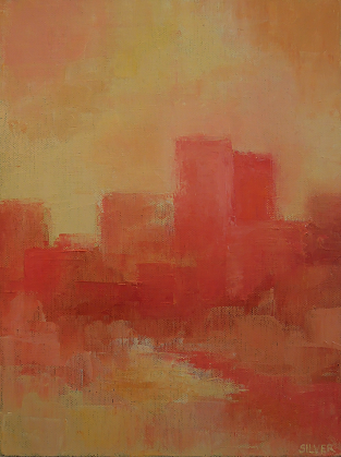 Landscape #186<br>9x12