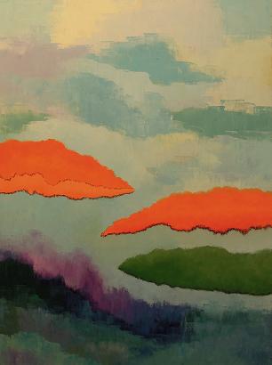Copy of Landscape #187<br>30x40