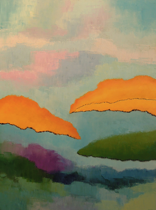 Copy of Landscape #188<br>30x40