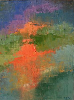 Landscape #190<br>9x12