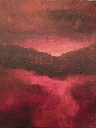 Landscape #195<br>12x16