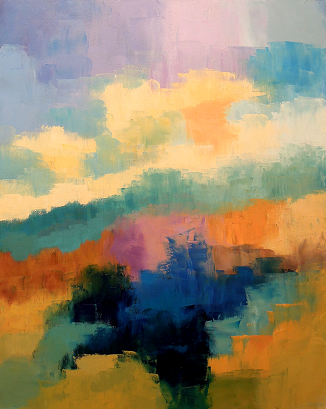 Landscape #197<br>24x30