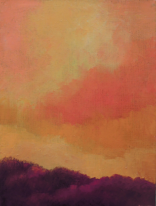 Landscape #575<br>9x12