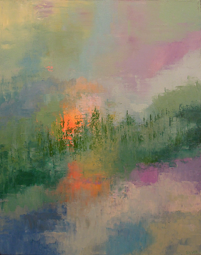 Landscape #584<br>16x20