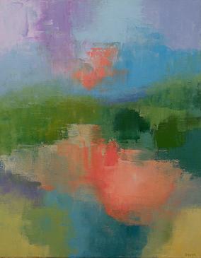 Landscape #585<br>16x20