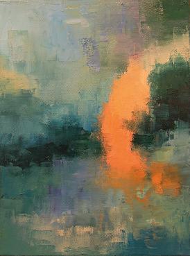 Landscape #600<br>9x12