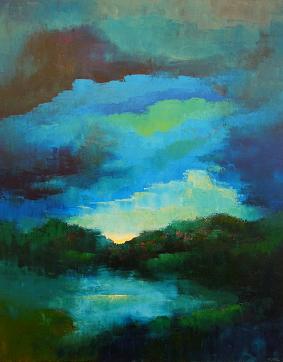 Landscape #614<br>24x30