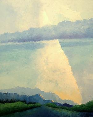 Landscape #623<br>24x30