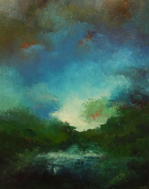 Landscape #633<br>24x30