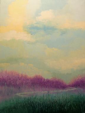 Landscape #647<br>30x40
