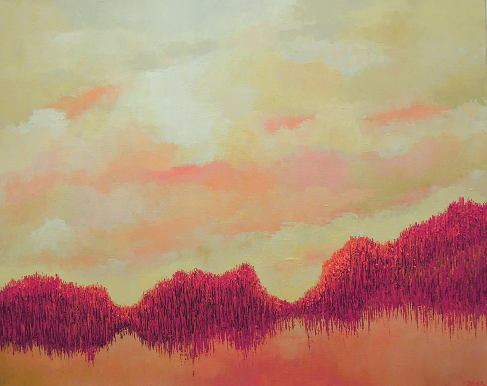 Landscape #645<br>24x30