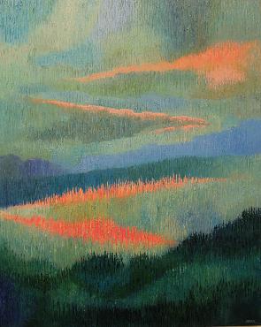 Copy of Landscape #650<br>24x30