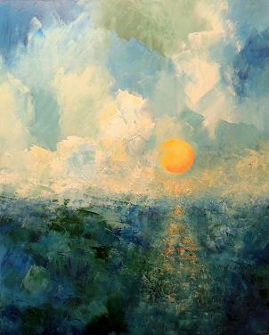 Landscape #670<br>24x30