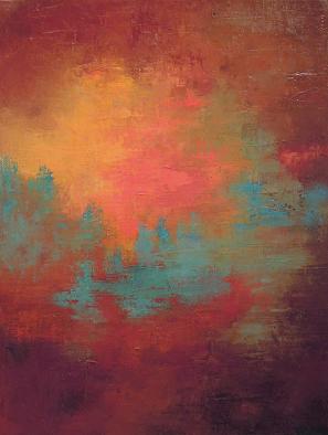 Landscape #677<br>12x16