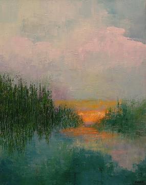 Landscape #684<br>16x20