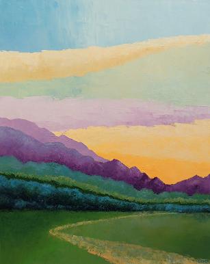 Copy of Landscape #688<br>24x30