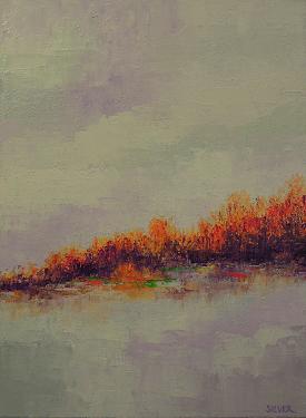 Landscape #707<br>9x12