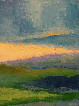 Landscape #708<br>9x12