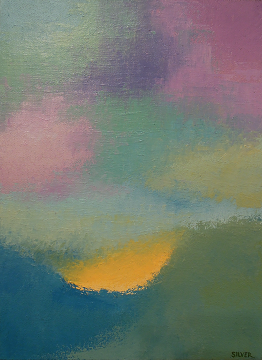 Landscape #709<br>9x12