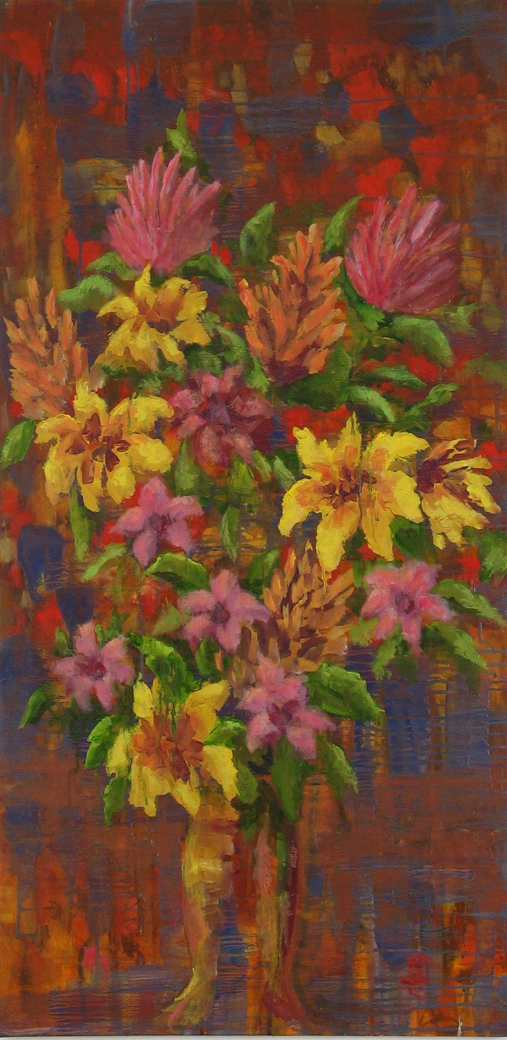 Bouquet<br>24x40