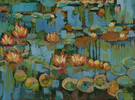Lilly Pads<br>30x40