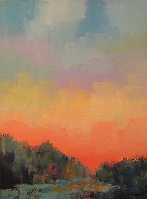 Landscape #46<br>12x16