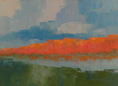 Landscape #71<br>12x16