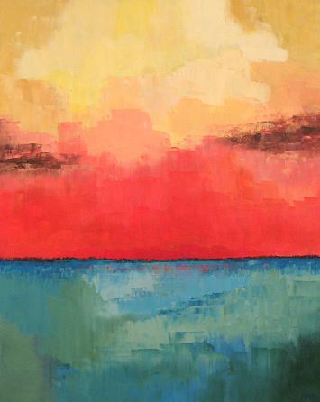 Landscape #118<br>24x30