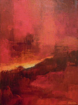 Landscape #151<br>9x12
