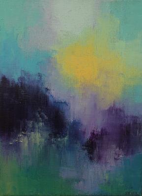 Landscape #177<br>9x12
