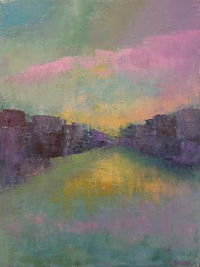 Landscape #179<br>9x12