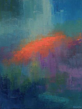 Landscape #184<br>9x12