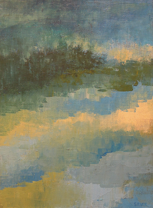 Landscape #193<br>9x12